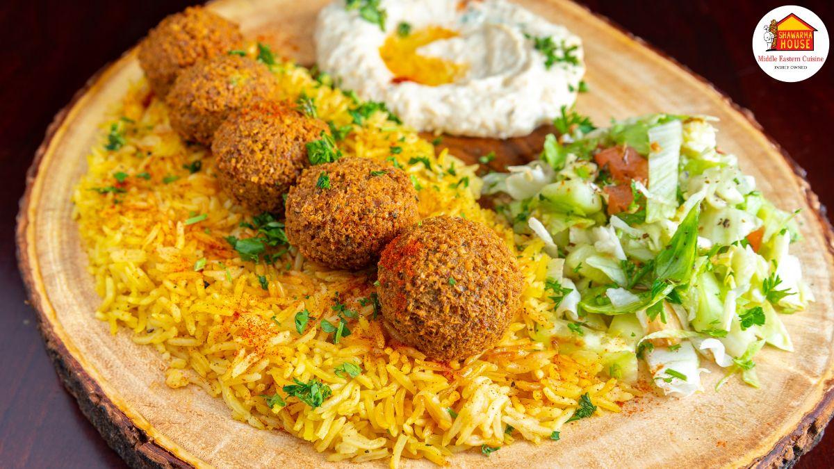 Falafel (Vegetarian)  🥬