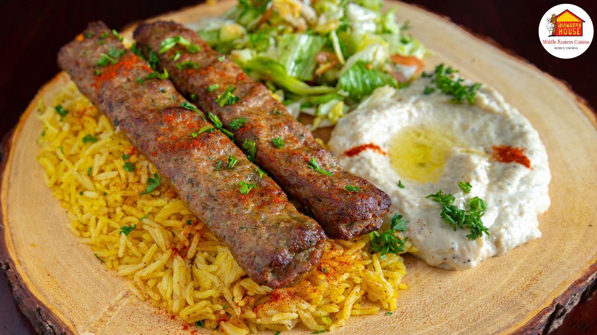 Kefta Kabab