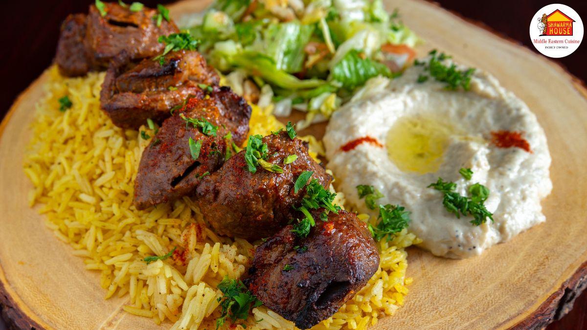 Lamb Sheesh Kabab