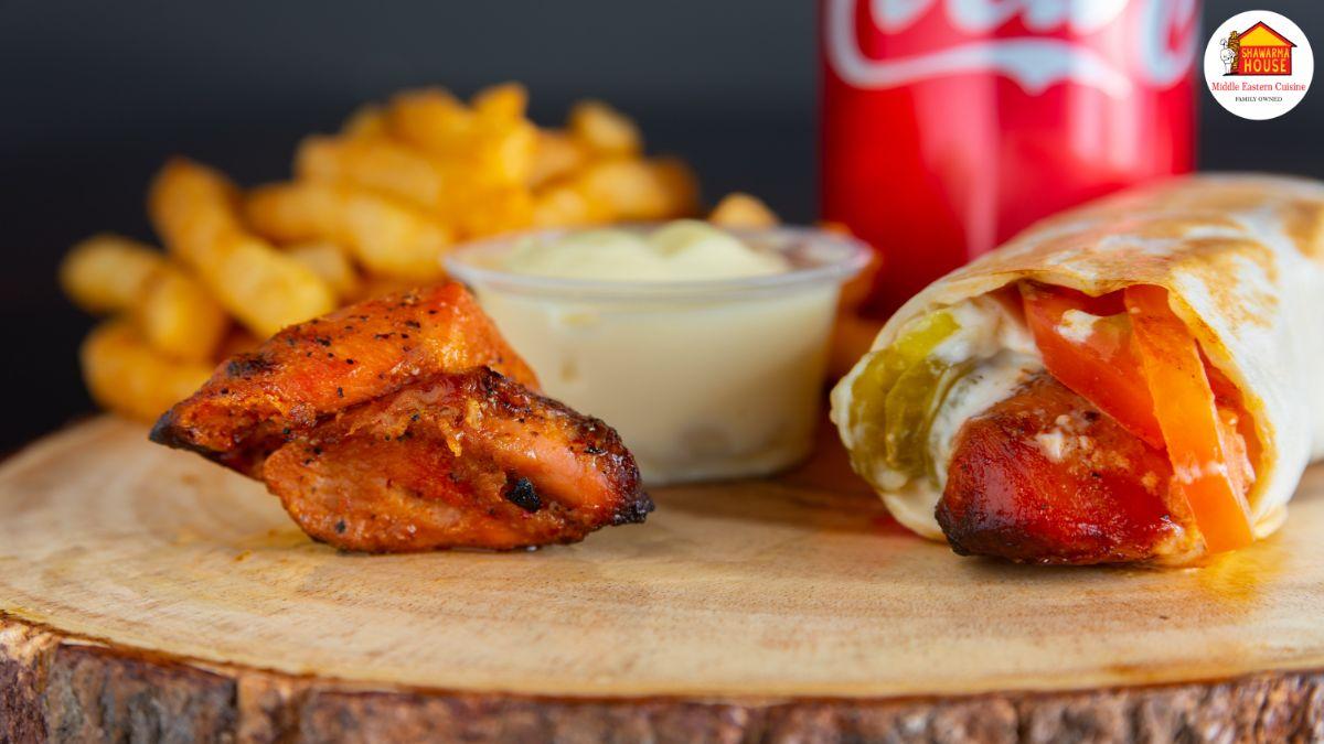 Spicy Chicken  🌶️