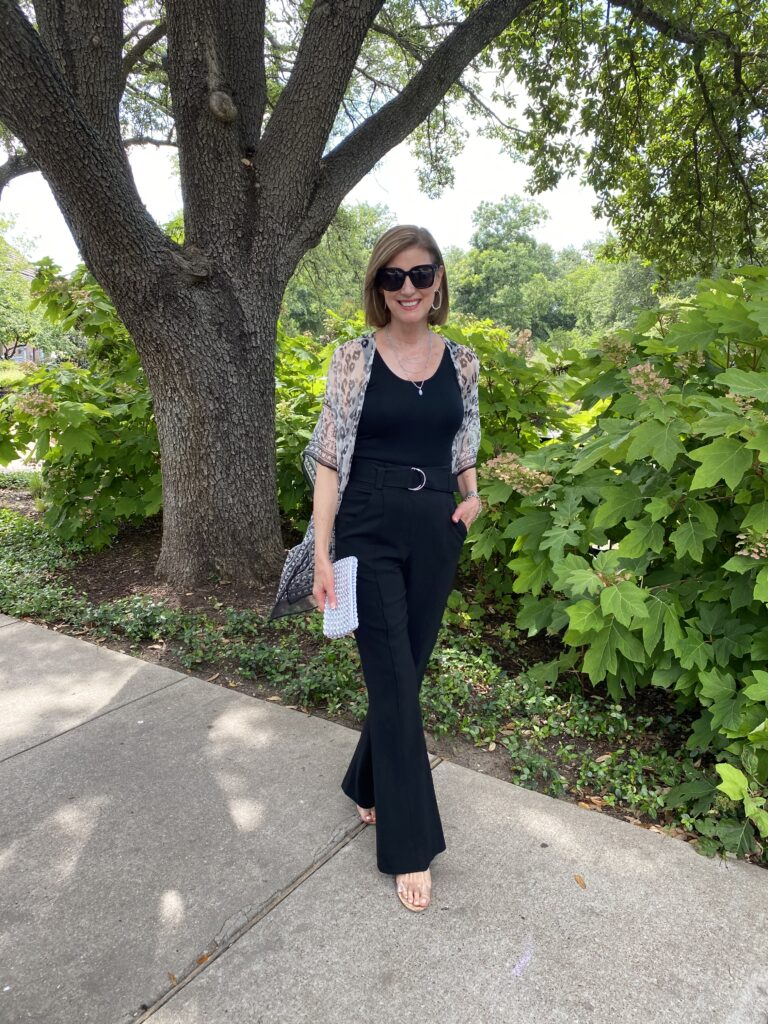 Kimonos as a third piece for summer dressing up