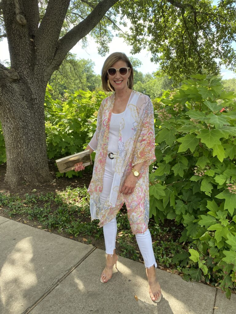 BEAT THE HEAT WITH A KIMONO FROM ELIZABETH GILLETT