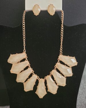 Light Brown Necklace