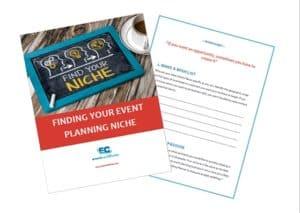 niche worksheet