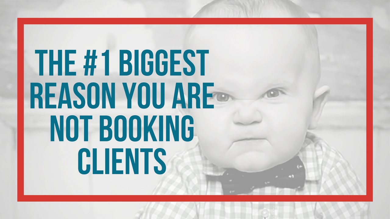 booking clients event planning