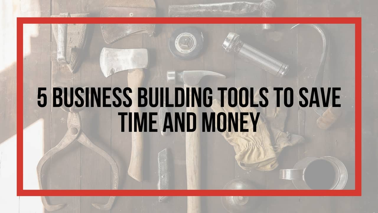 business building tools