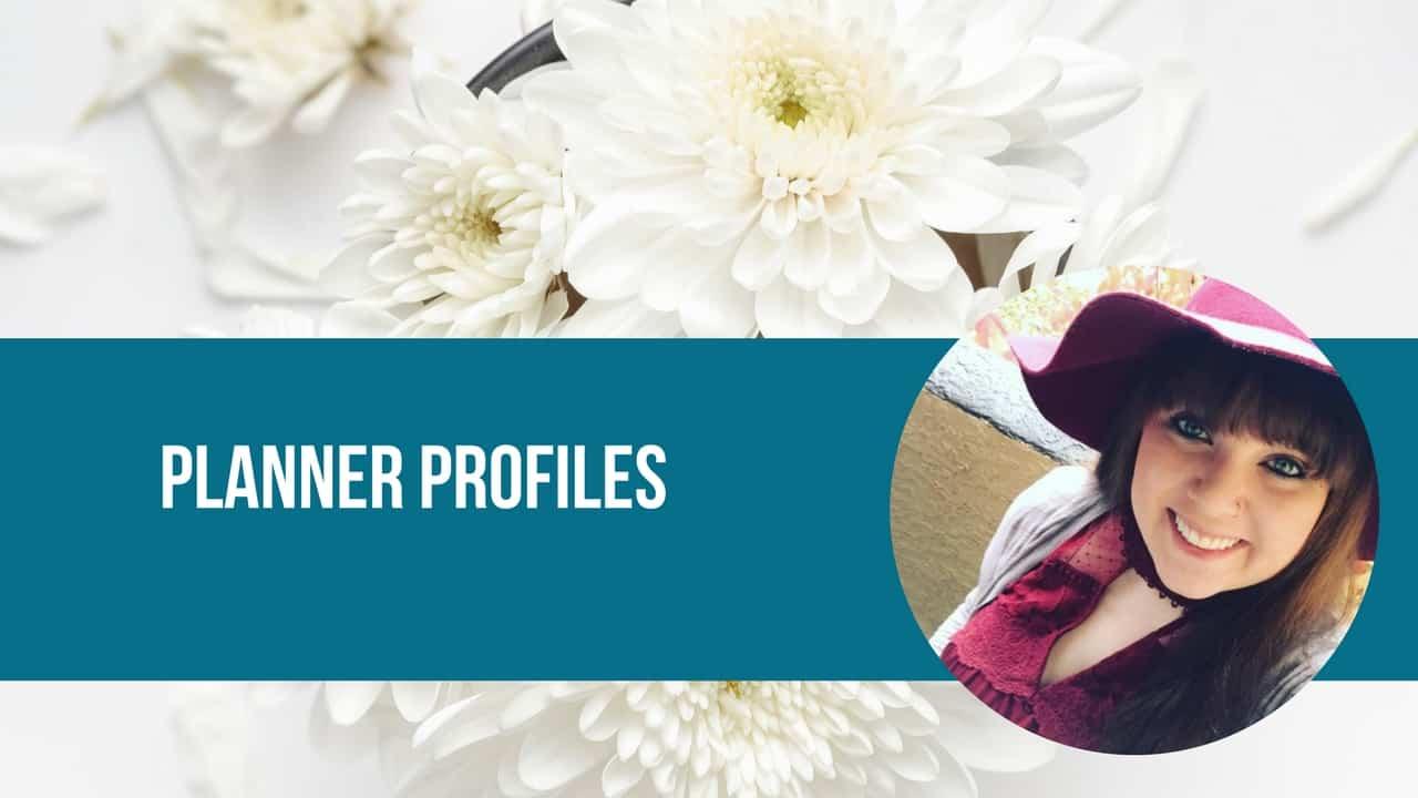 Kristin Ricci Blog Post Image planner profiles