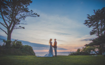 Wedding Photography from 'Babalu Stills' at Polhawn Fort