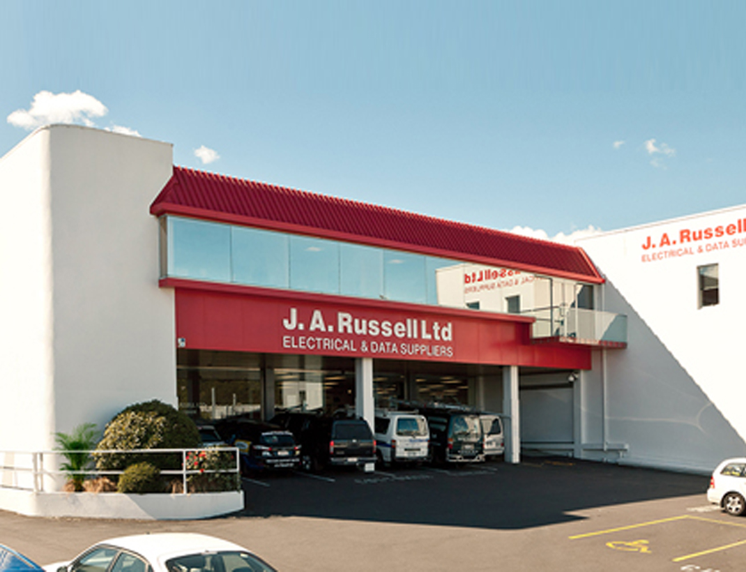 J A Russell Case Study
