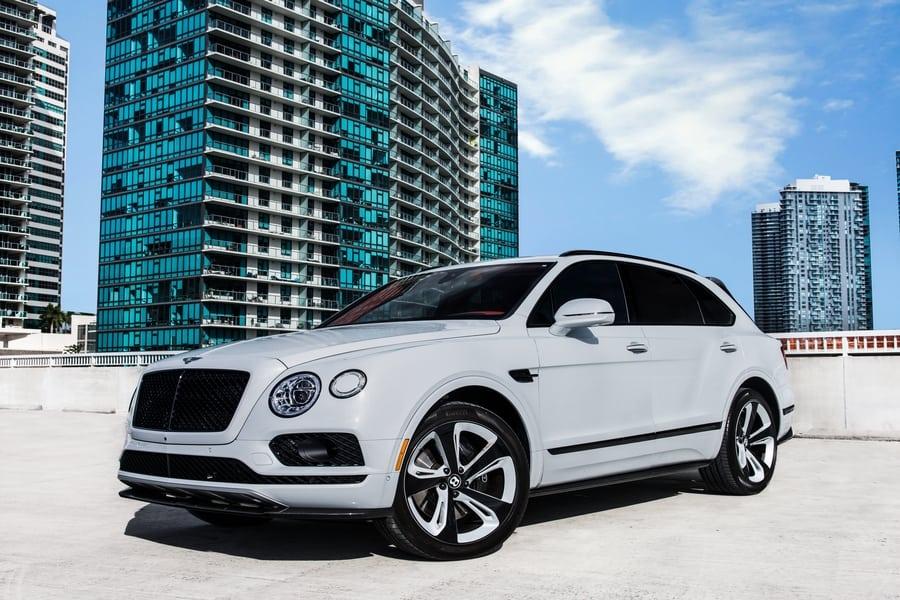 Bentley Bentayga Rental