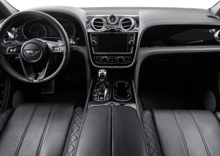 Bentley Bentayga for rent