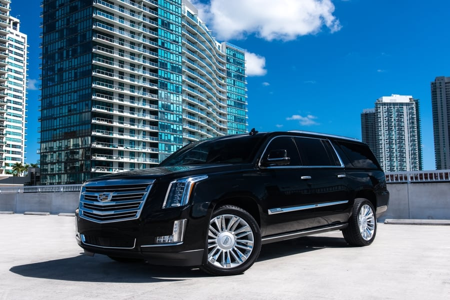 Cadillac Escalade rental Miami