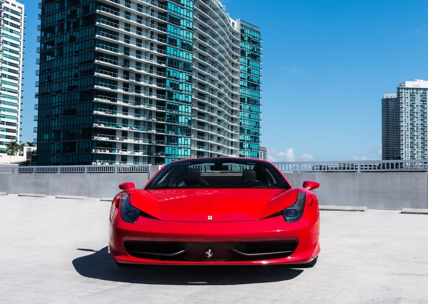 Ferrari Rental Miami