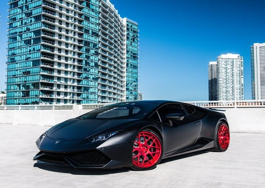 Lambo Huracan Rental Miami
