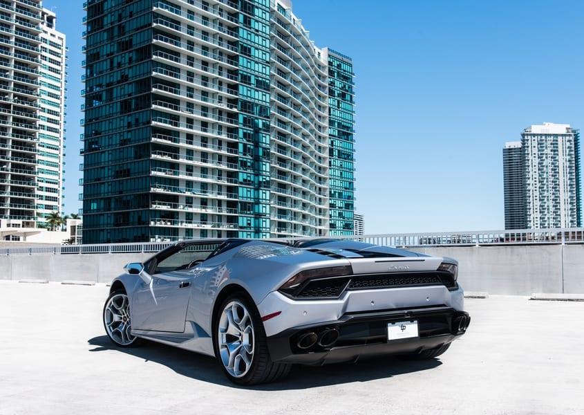 Lamborghini Rentals