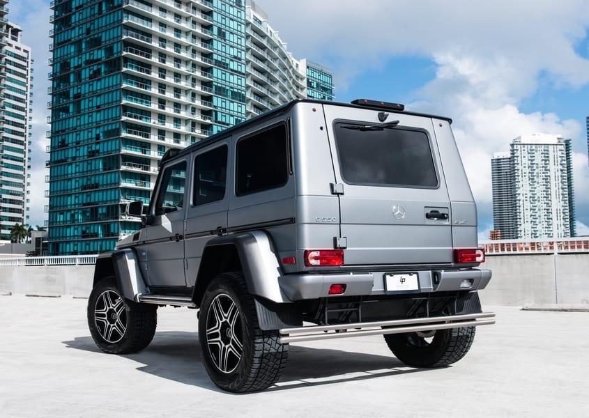 Mercedes Benz rental price
