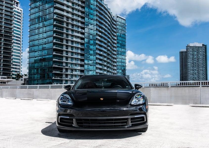 Porsche Panamera Rental