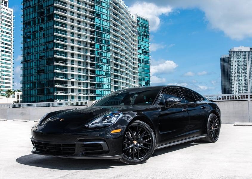 Porsche Panamera Rental Miami