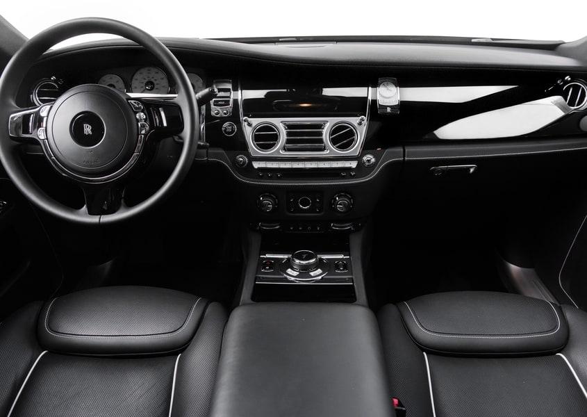 Rolls Royce Ghost Rental Miami Beach