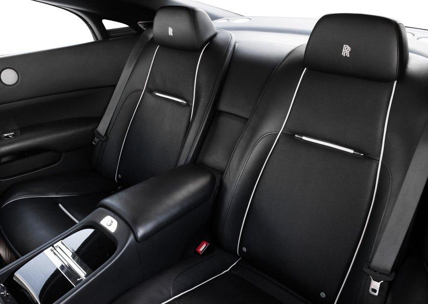 Rolls Royce Wraith Rental Miami Beach