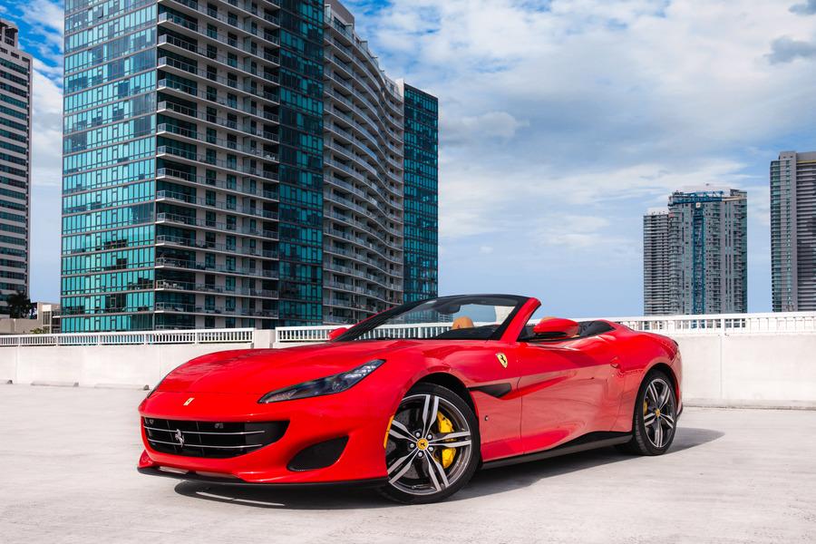 Ferrari Portofino Rental Miami
