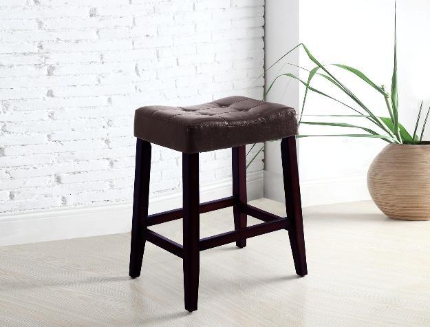 Union Furniture Dining Room 2787-ESP Saddle Chair Stool