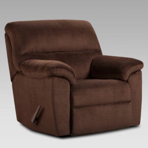 union-furniture-living room-2450-brown-recliner