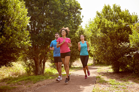 Rampart Group Tips for a Safe Run