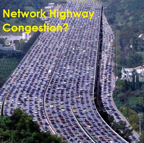traffic network jam
