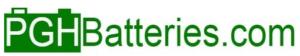 PGH Batteries Logo