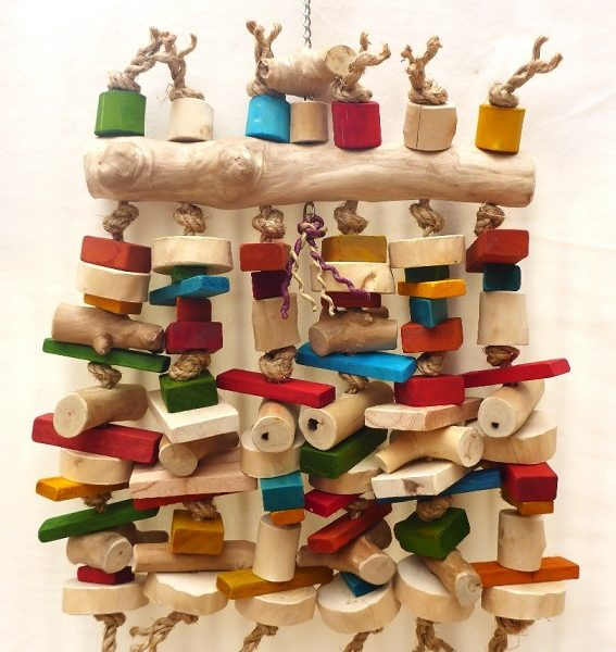 Java Wood Abacus