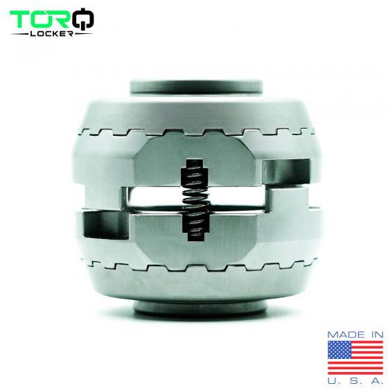 4X4 PLAY is proud to announce we are an authorized dealer for TORQMASTERS' TORQ Locker TL-CANAM Front Differential Locker