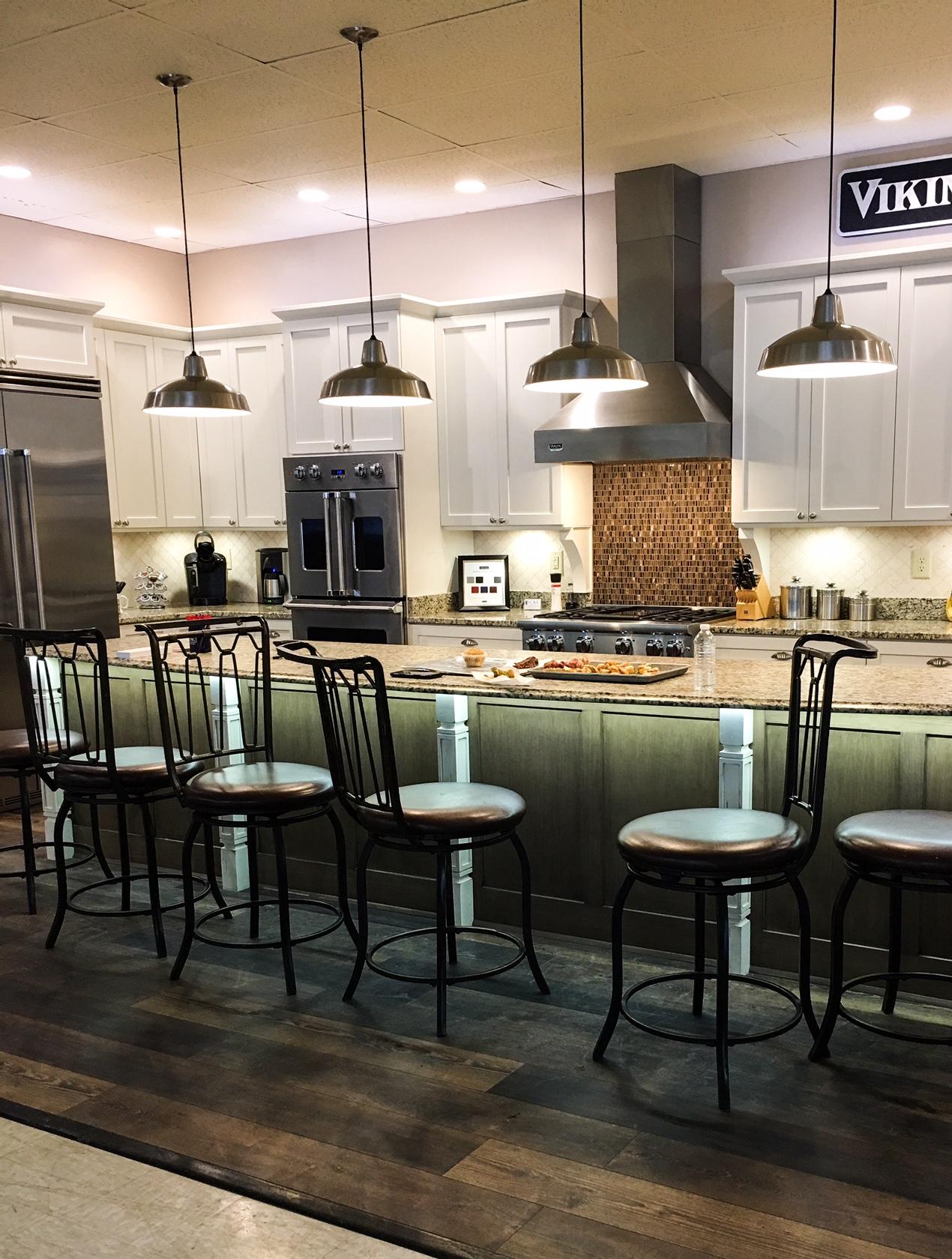 viking range kitchen
