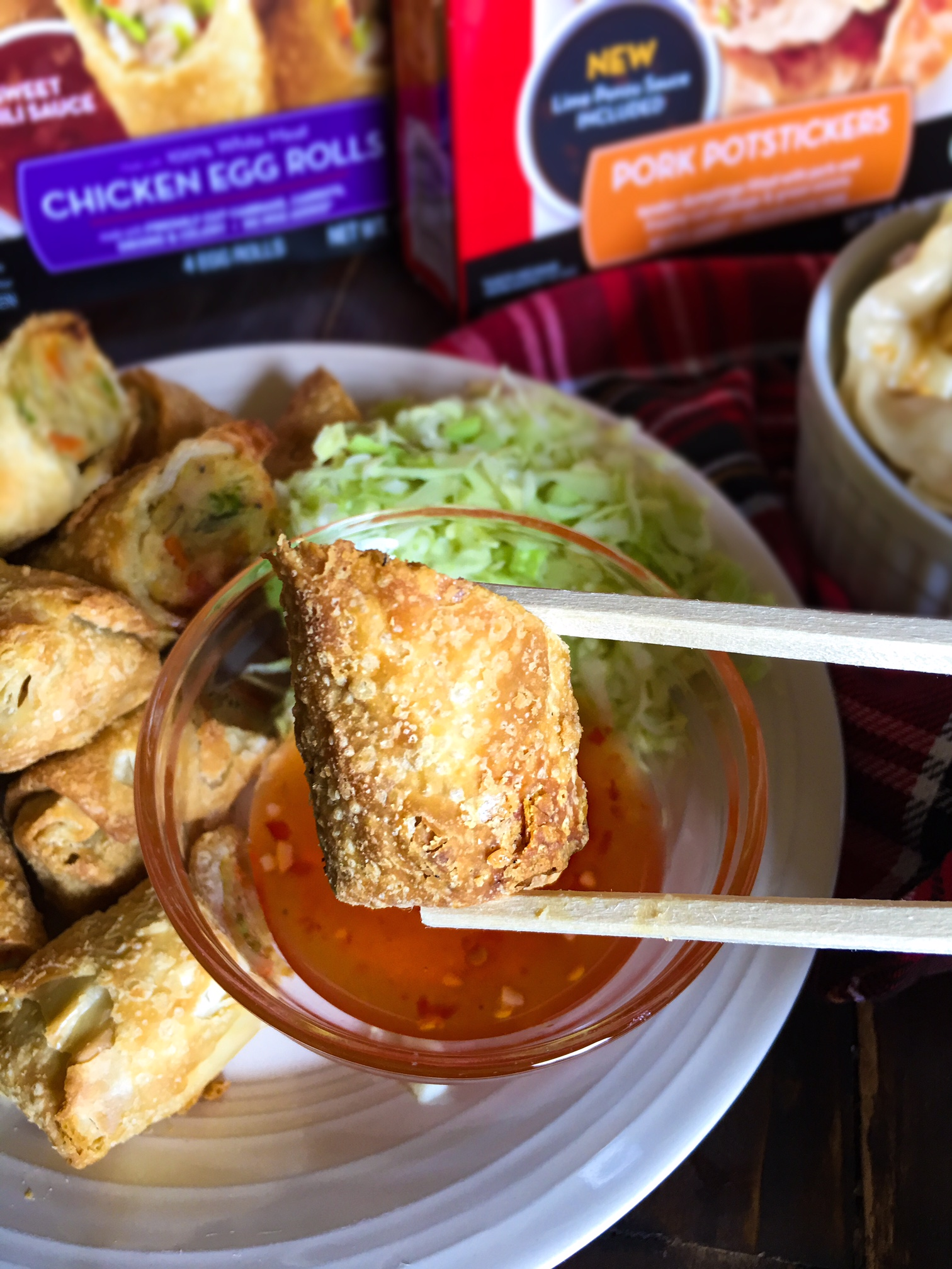pagoda snacks