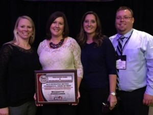 Bridgette Hermanson, WPRA Recreation Professional of the Year