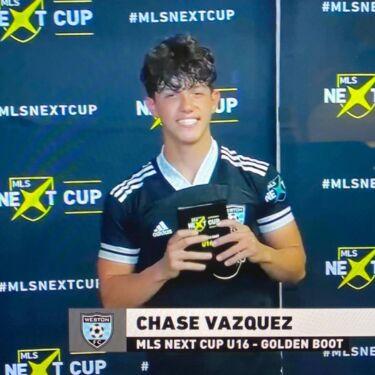 MLS NEXT Cup U16 Champions (2)