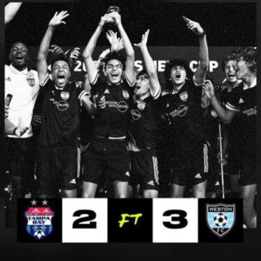 MLS NEXT Cup U16 Champions (3)