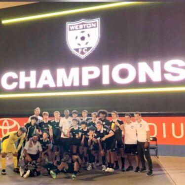 MLS NEXT Cup U16 Champions (4)