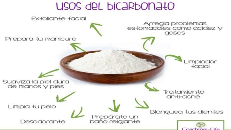 15 trucos con bicarbonato de sodio