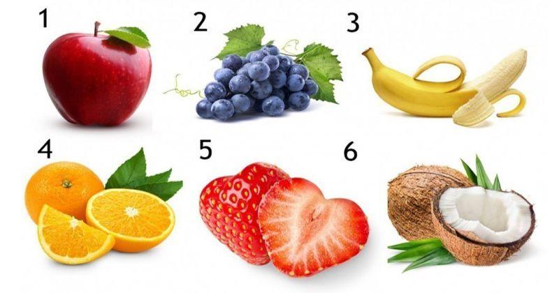 La fruta que revela tu personalidad