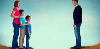 Reglas de oro para padres divorciados