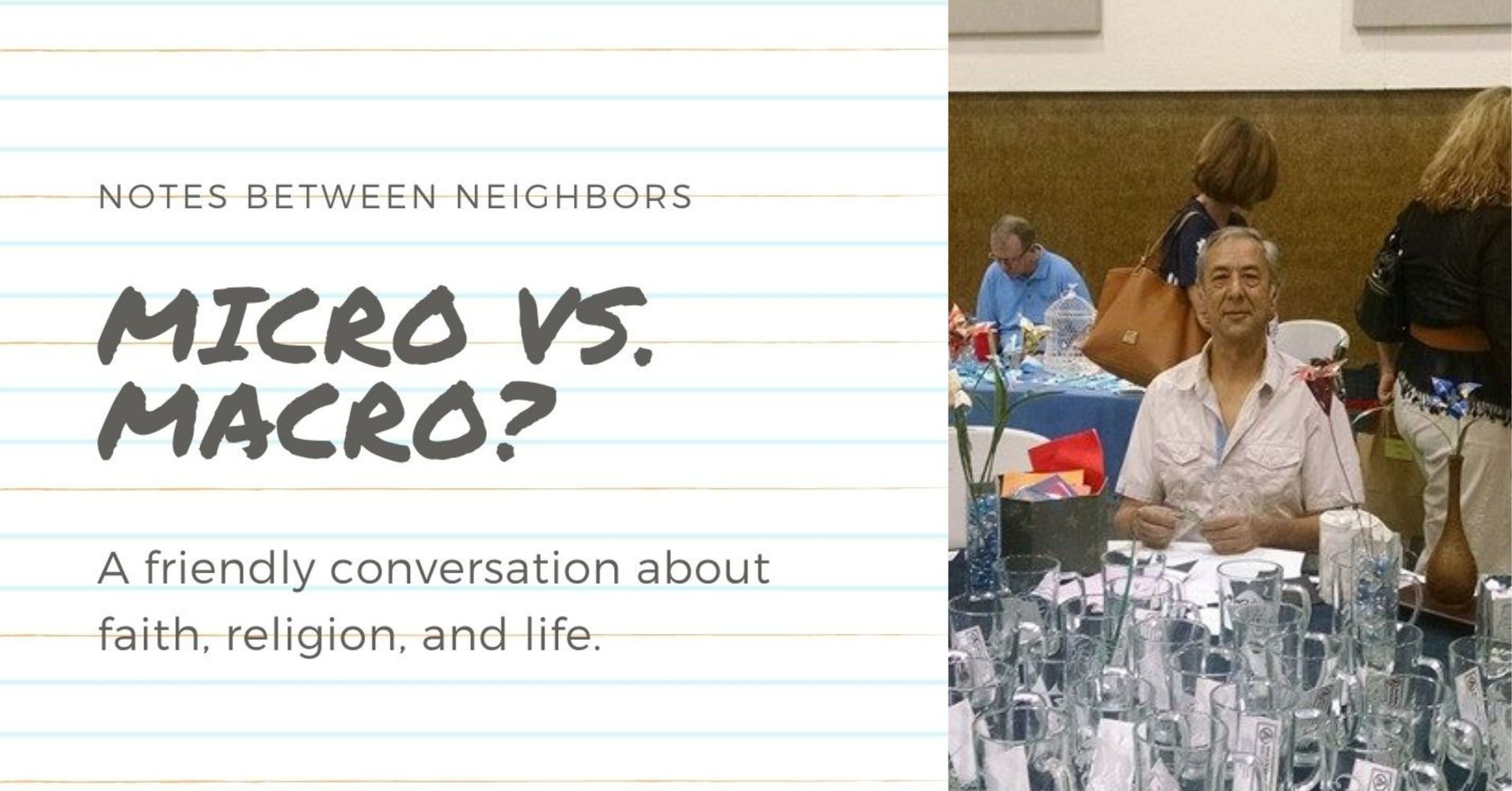 "Featured image for ""Notes Between Neighbors: Micro or Macro?"""