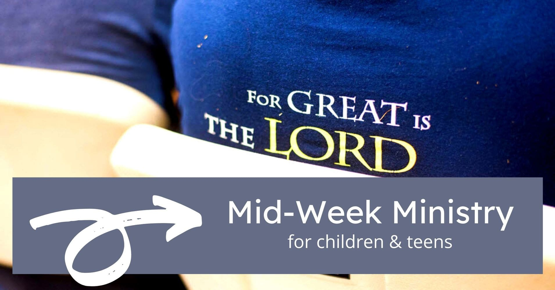 Children and Youth Ministry in Chandler Arizona