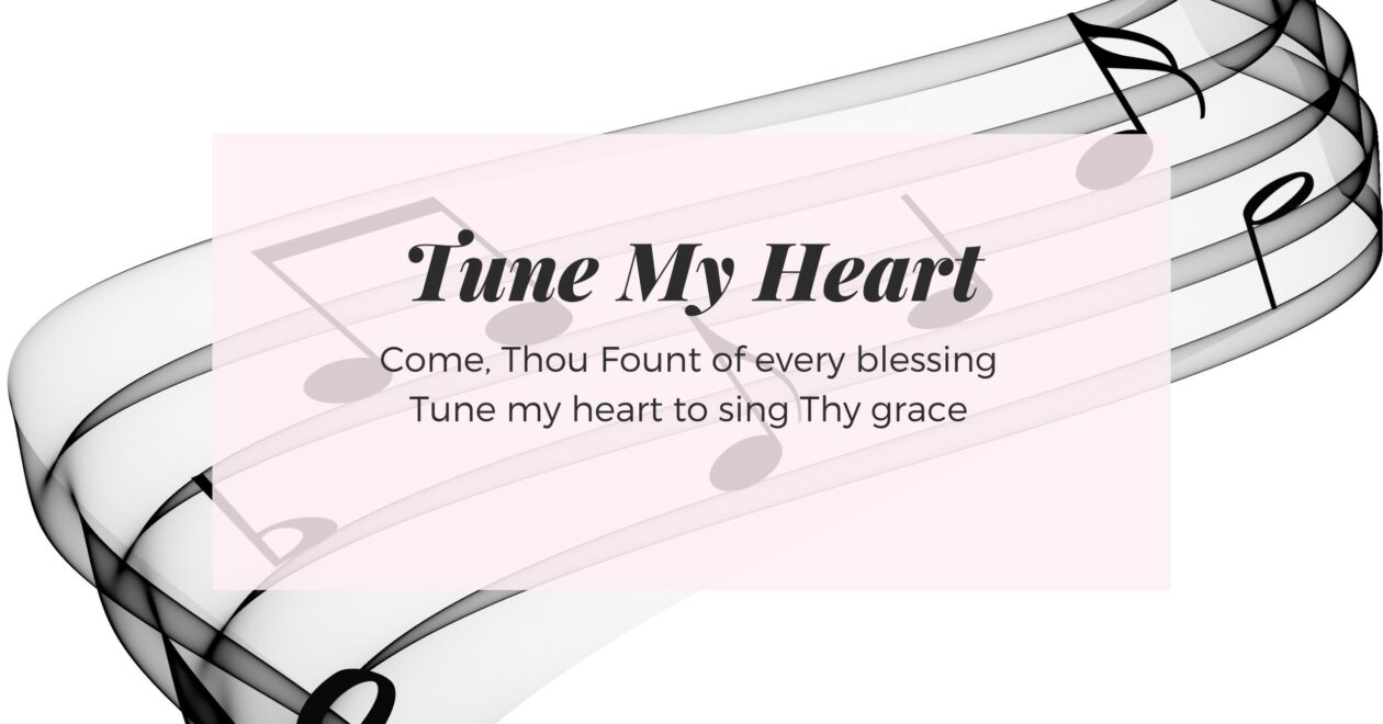 Blog: Tune My Heart