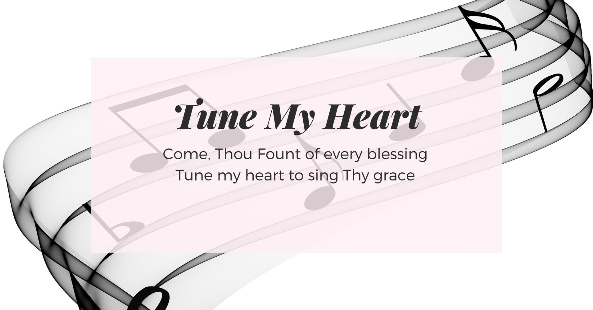 "Featured image for ""Tune My Heart"""