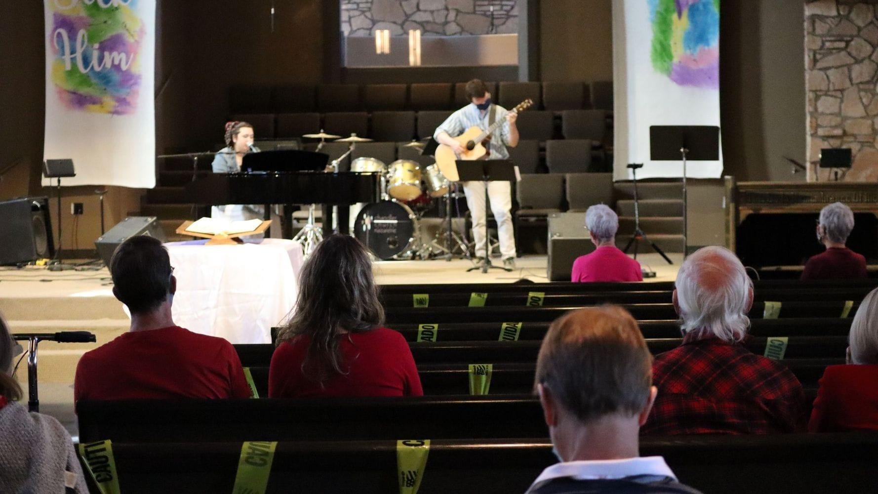 Worship at Chandler Nazarene
