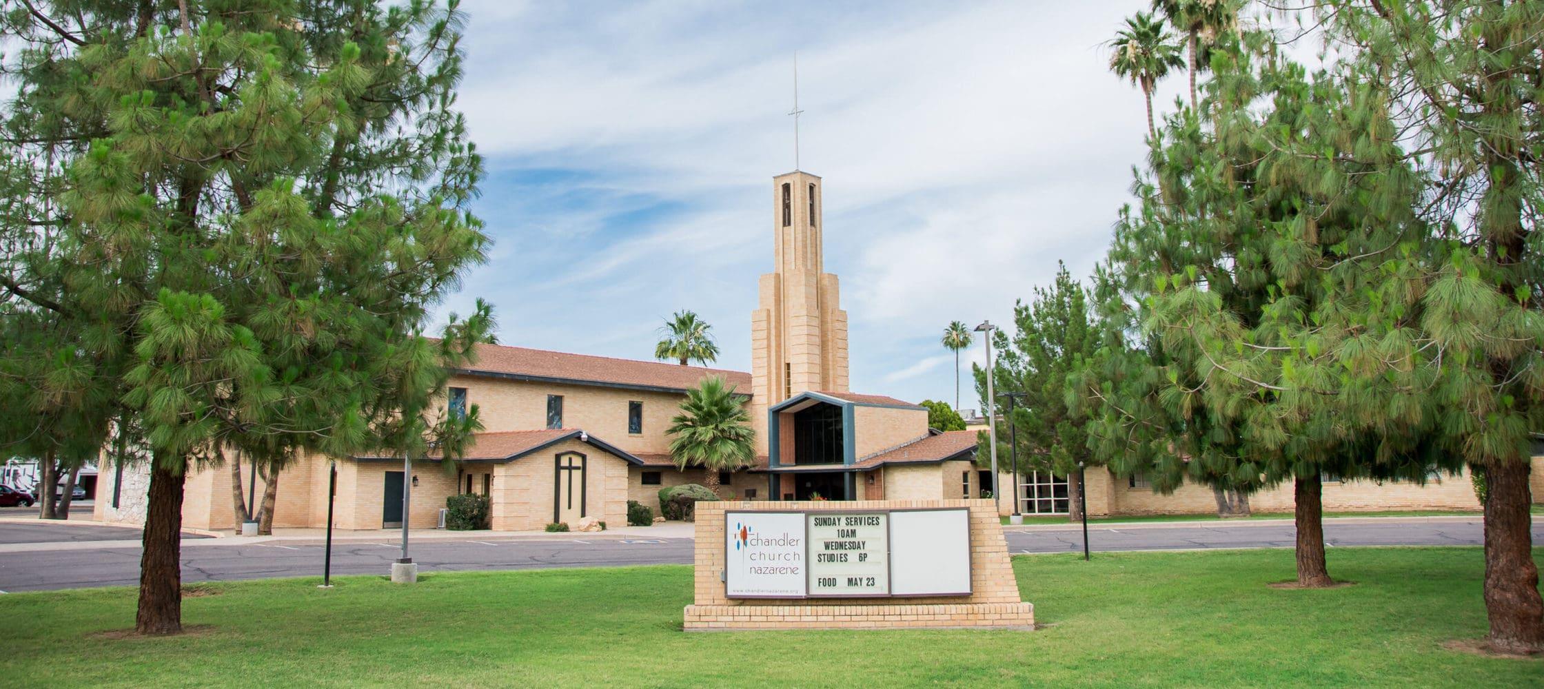 Christian Church in Chandler, Arizona