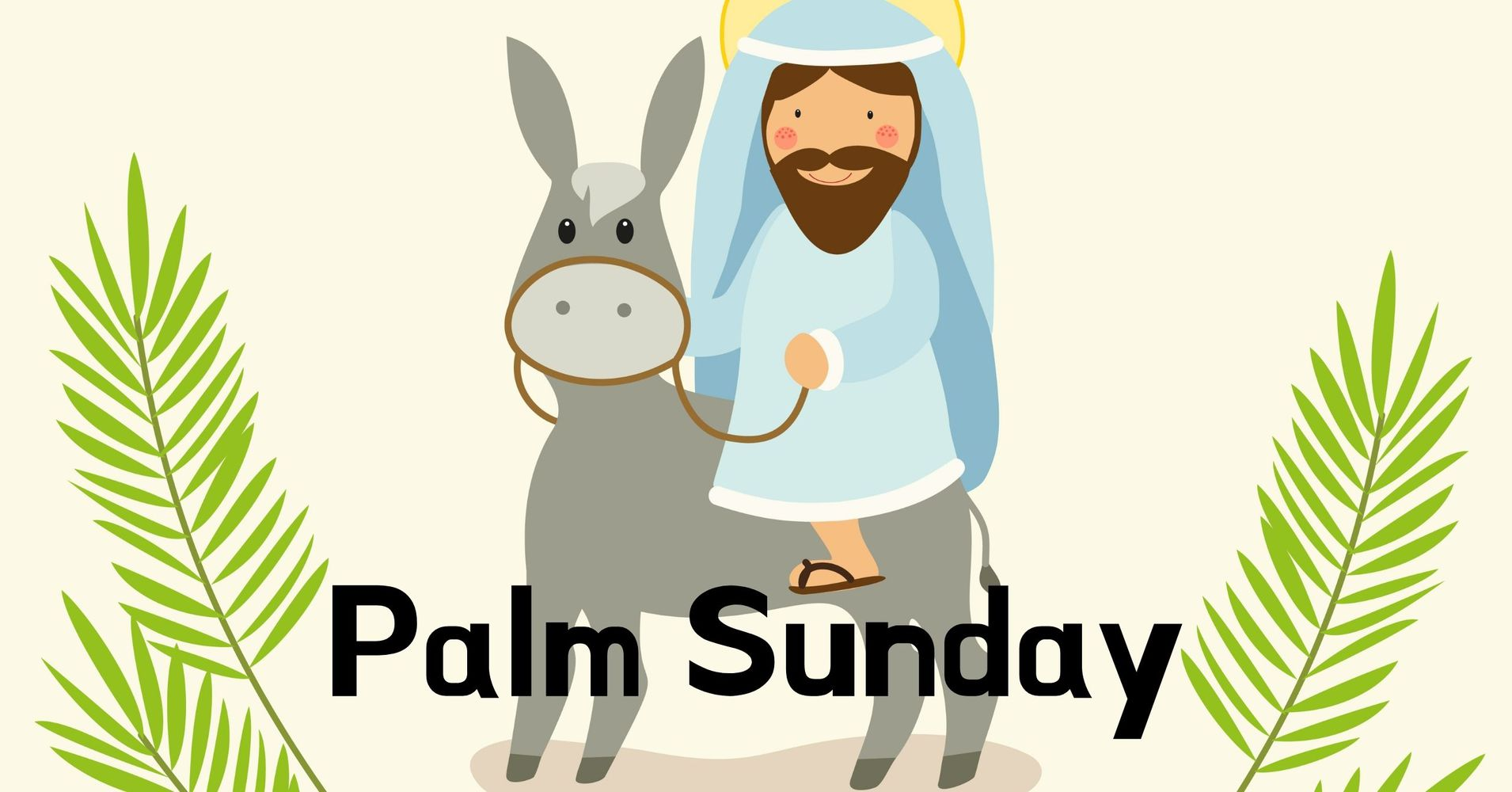 """Featured image for """"Children's Message: Palm Sunday"""""""