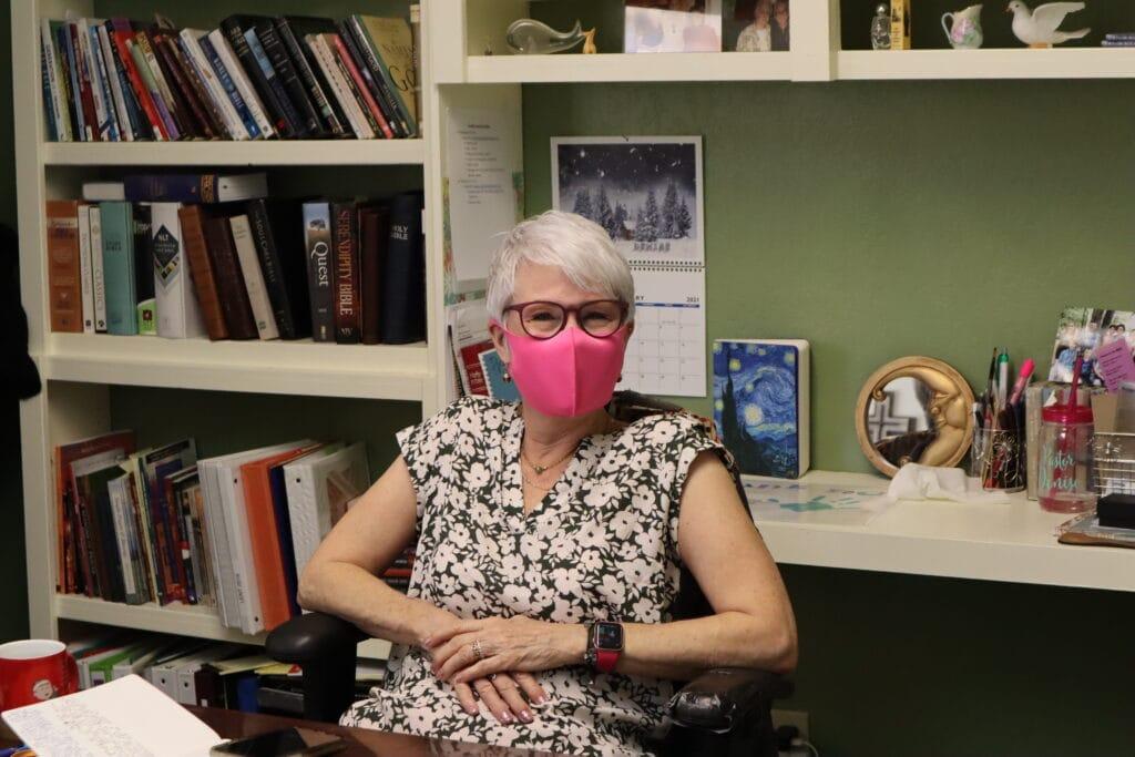 Pastor Denise Burns