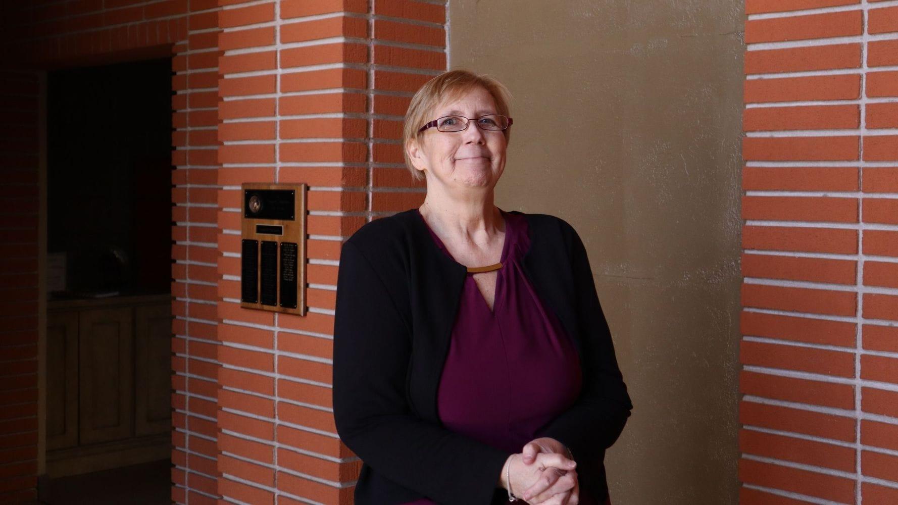 Reverend Becky MacLearn, Associate Pastor at Chandler Nazarene